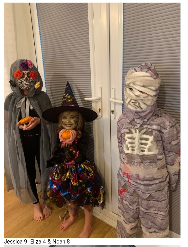 Halloween Competition 2020