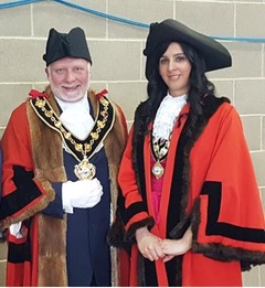 Mayor and Deputy Mayor 2018-2019